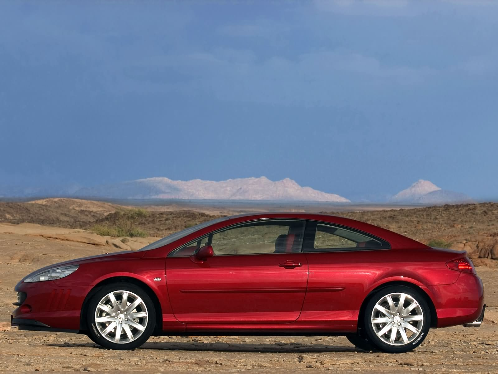 Peugeot 407 Prologue photo 20975