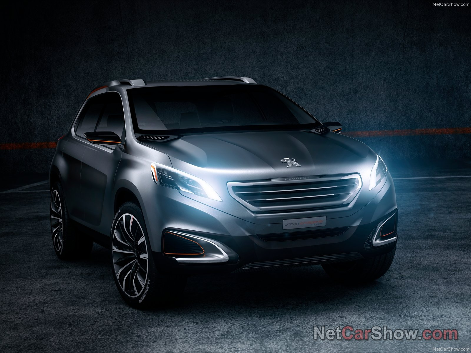 Peugeot Urban Crossover photo 91426
