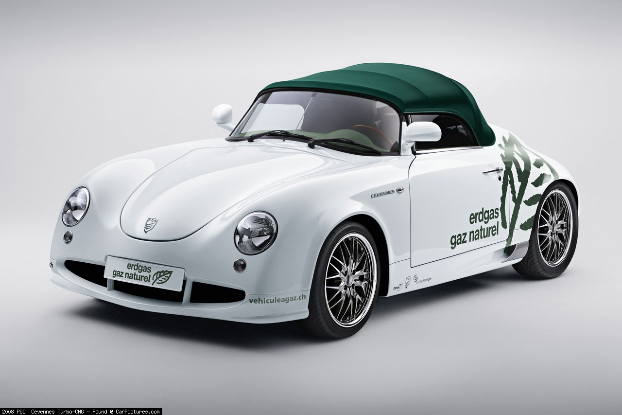 PGO Cevennes Turbo-CNG Roadster photo 52241