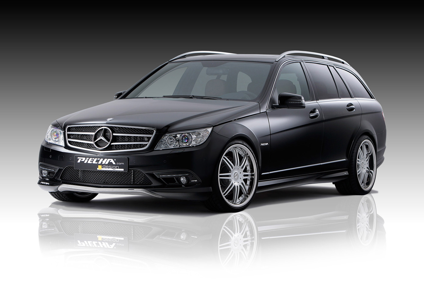 Piecha Design Mercedes C-Class Estate photo 69973