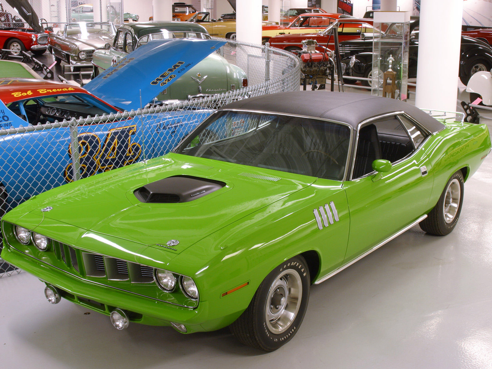 Plymouth Barracuda photo 39240