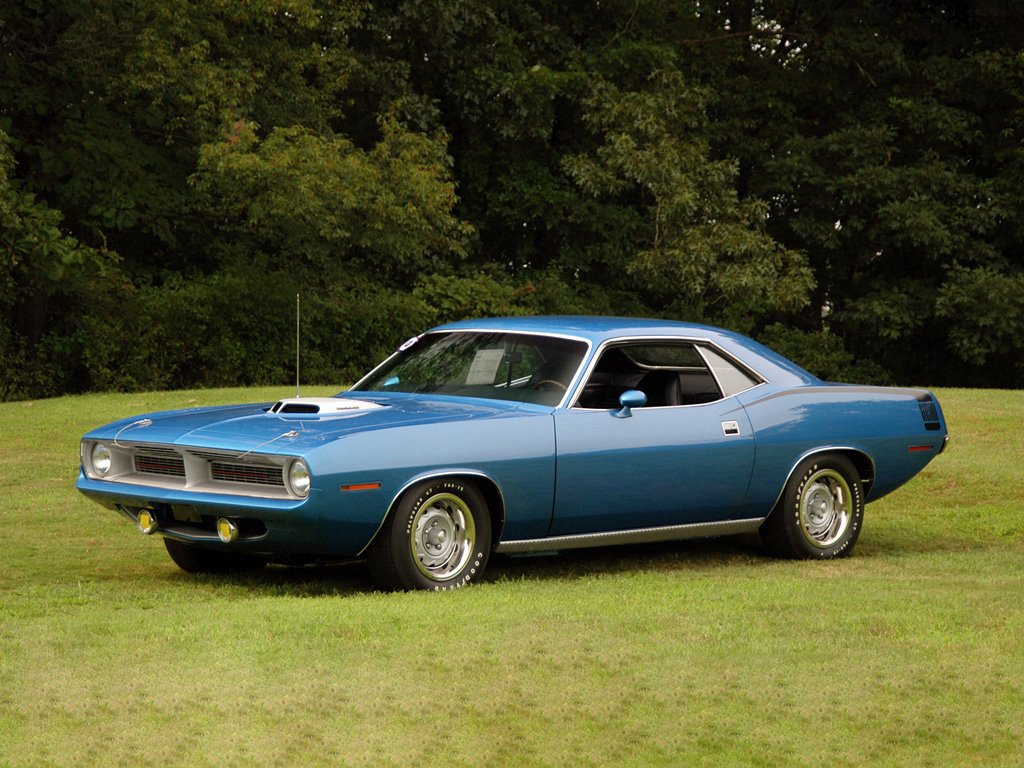 Plymouth Hemi Cuda photo 82087