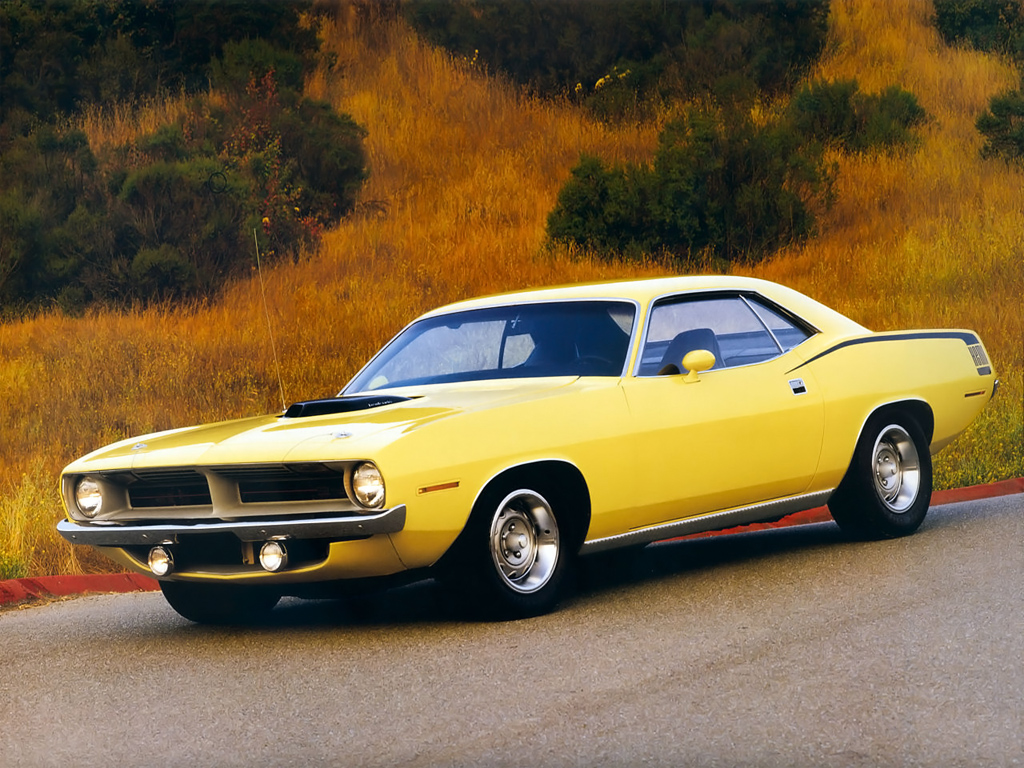 Plymouth Hemi Cuda photo 82088