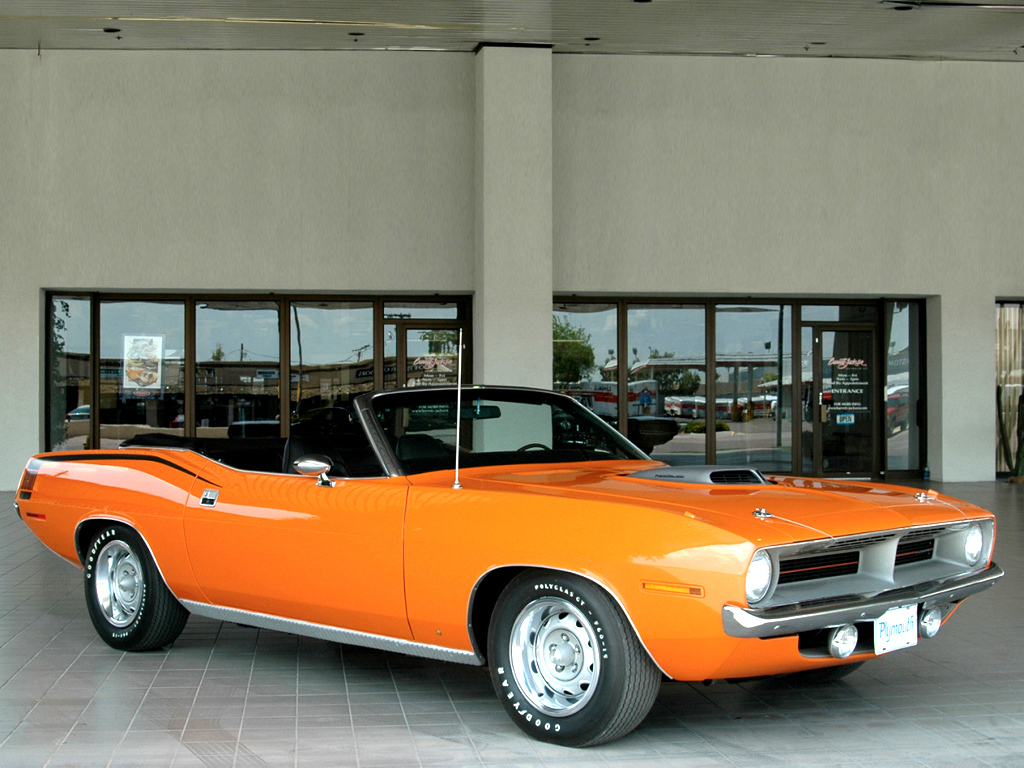 Plymouth Hemi Cuda photo 82089