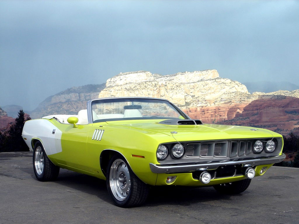 Plymouth Hemi Cuda photo 82101
