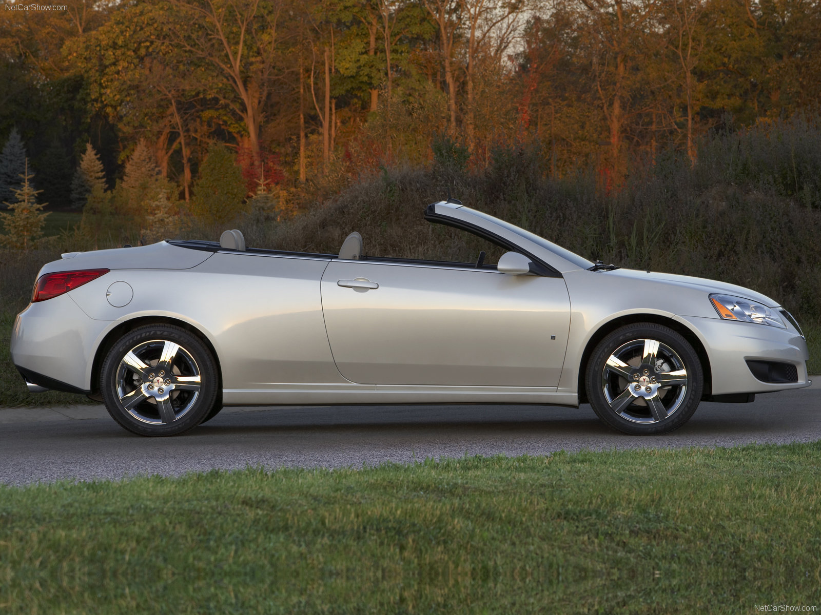 Pontiac G6 GTP Convertible photo 59699
