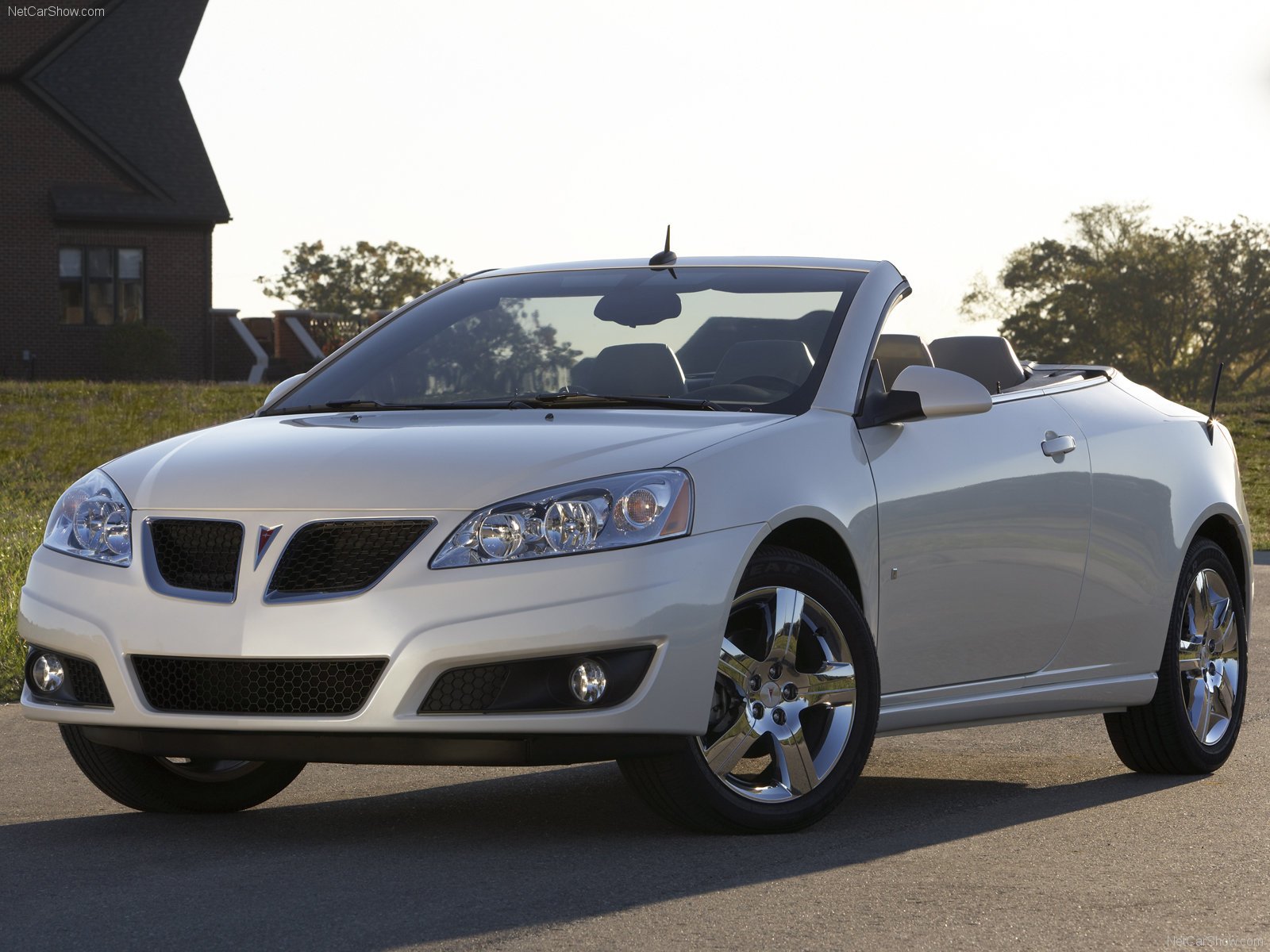 Pontiac G6 GTP Convertible photo 59712