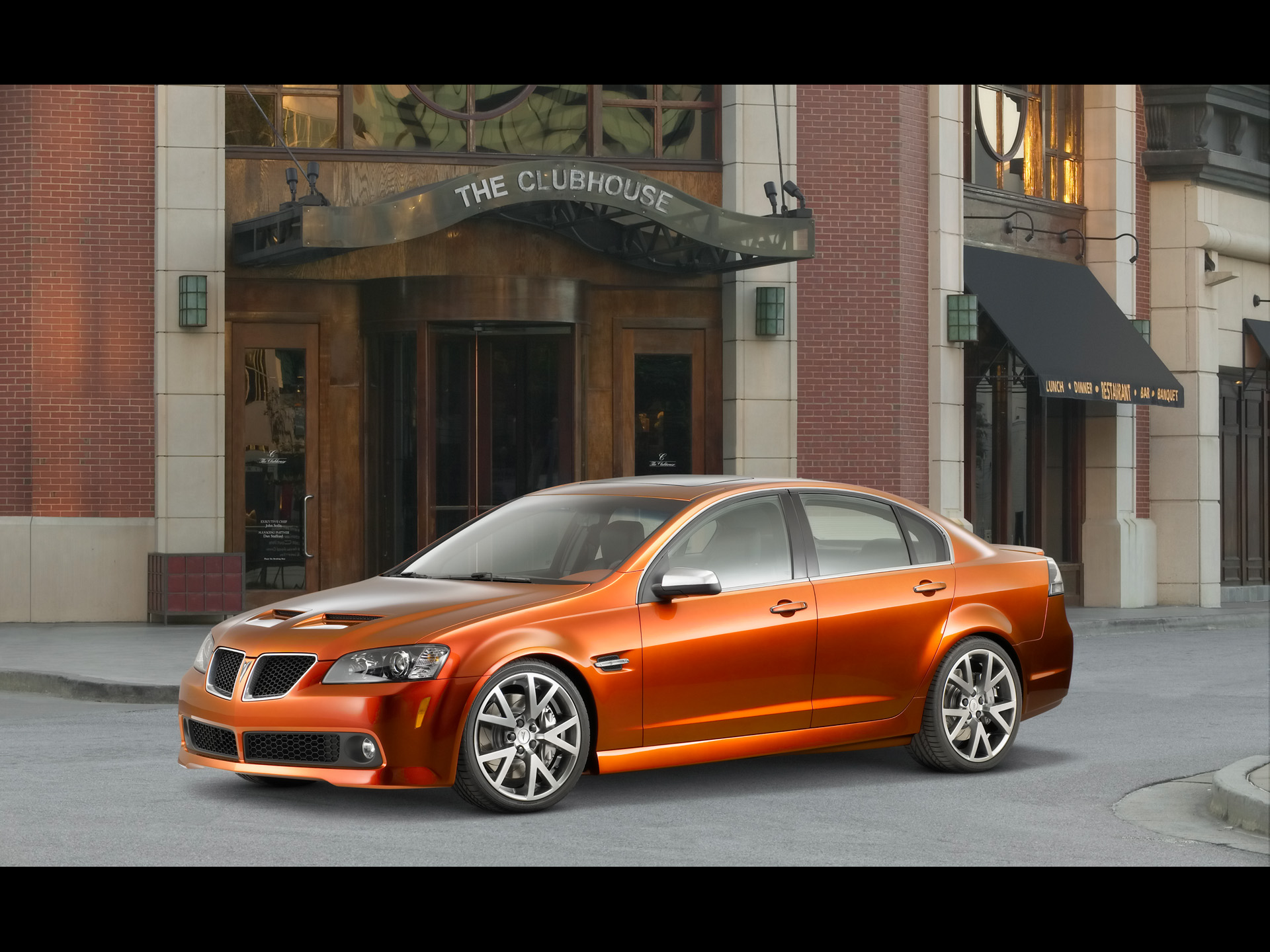Pontiac G8 GT photo 48967