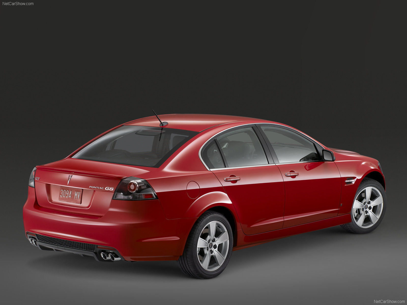 Pontiac G8 GT photo 52913