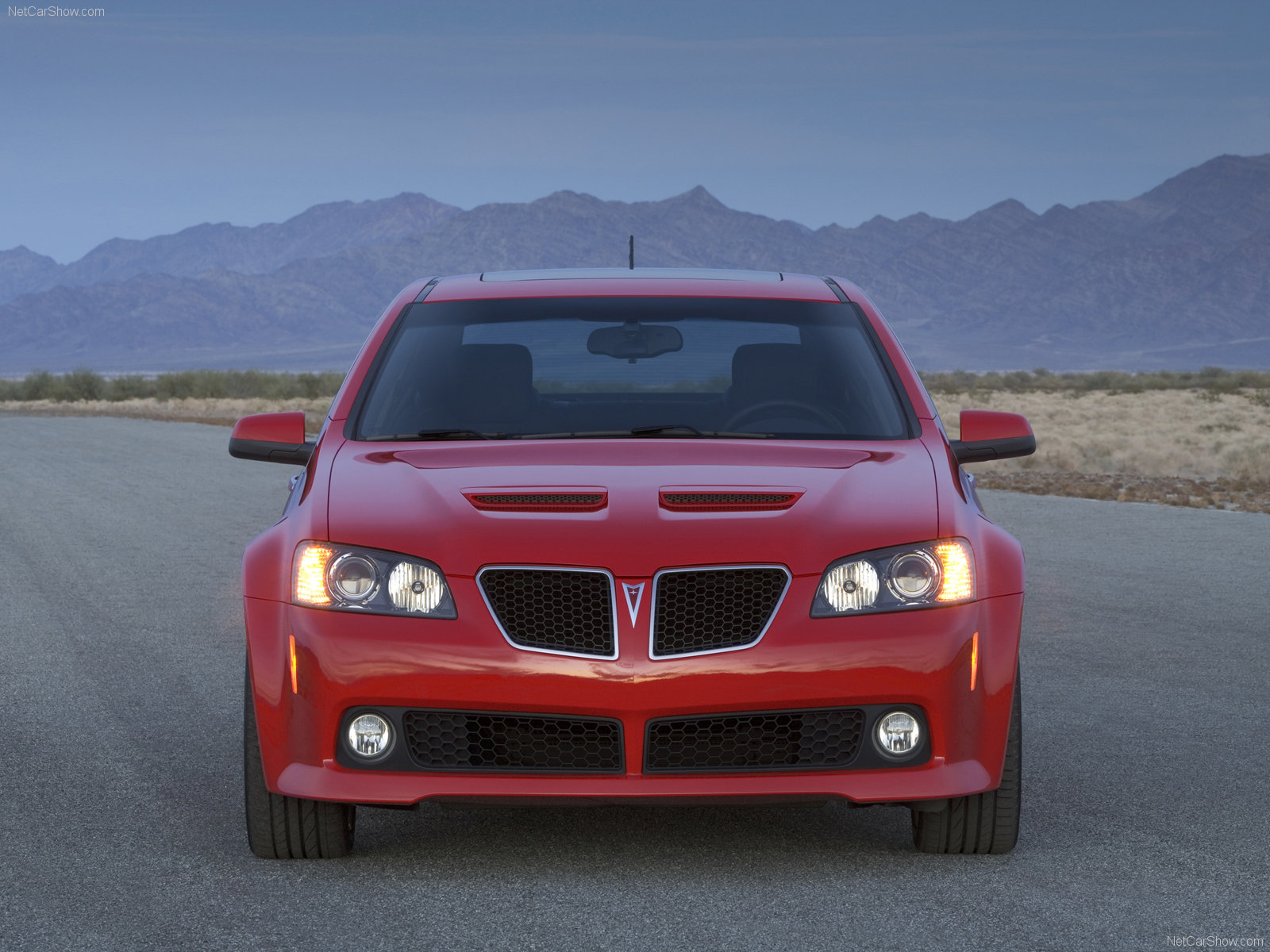 Pontiac G8 GT photo 52915