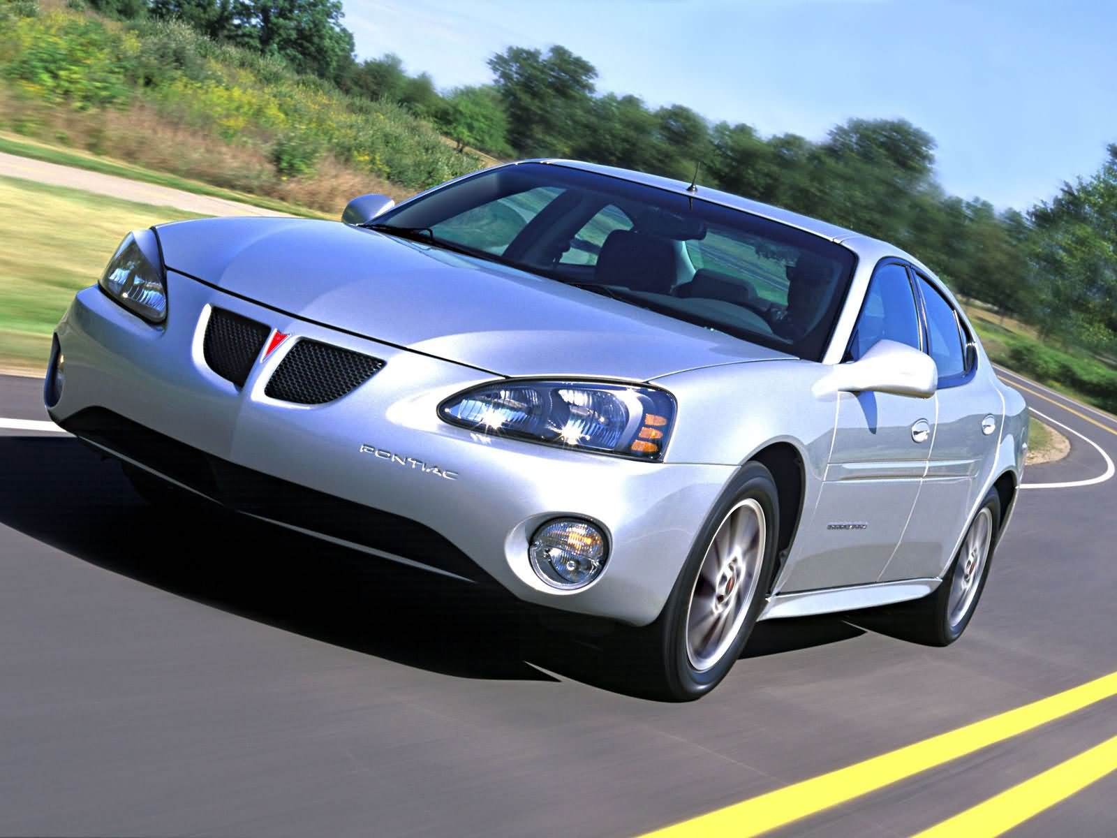 Pontiac Grand Prix photo 3156