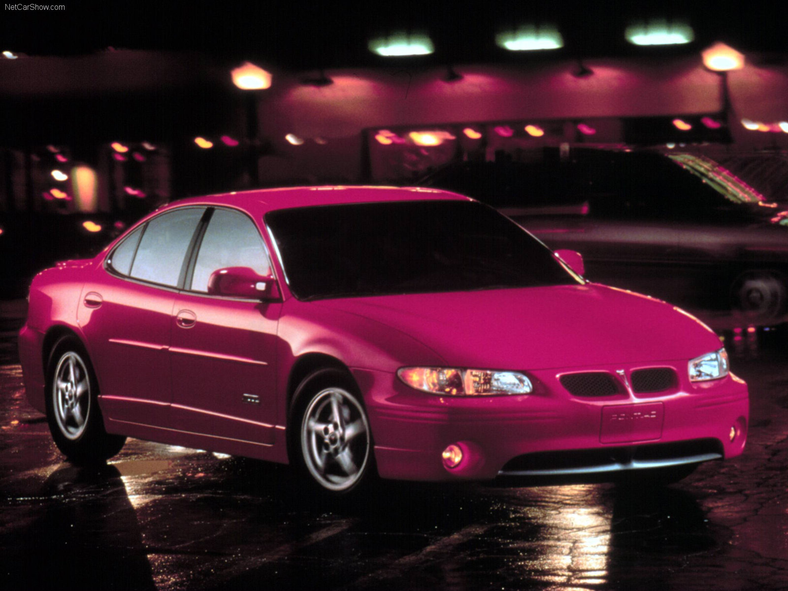 Pontiac Grand Prix photo 82999
