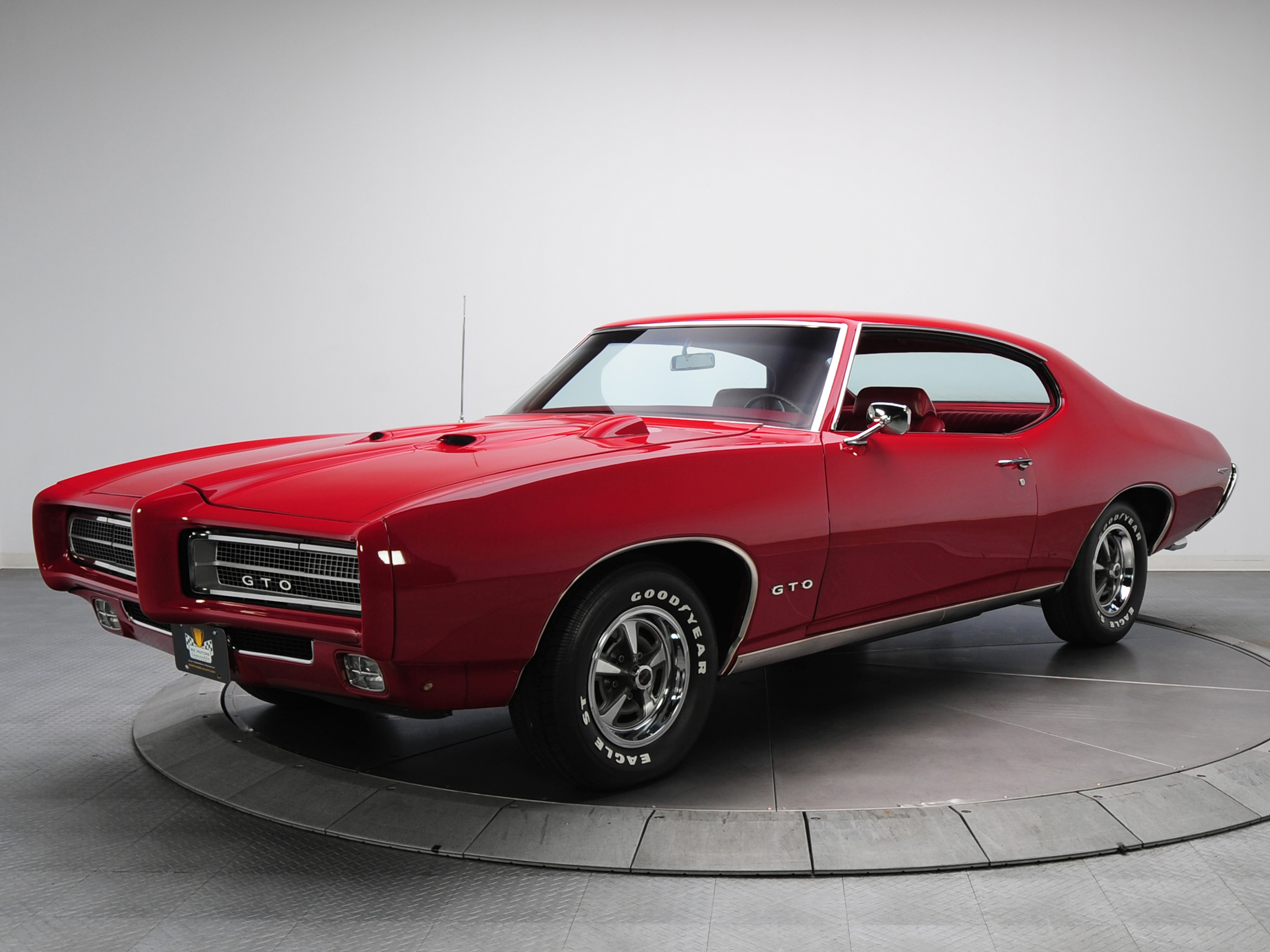 Pontiac GTO Hardtop Coupe photo 93541