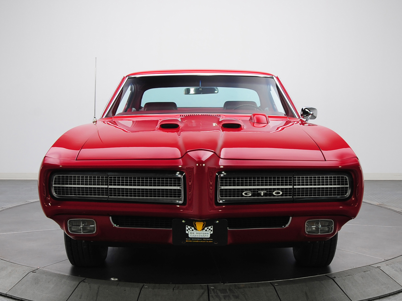 Pontiac GTO Hardtop Coupe photo 93542