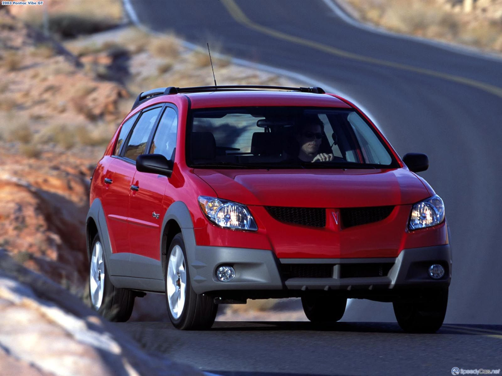 Pontiac Vibe photo 3103