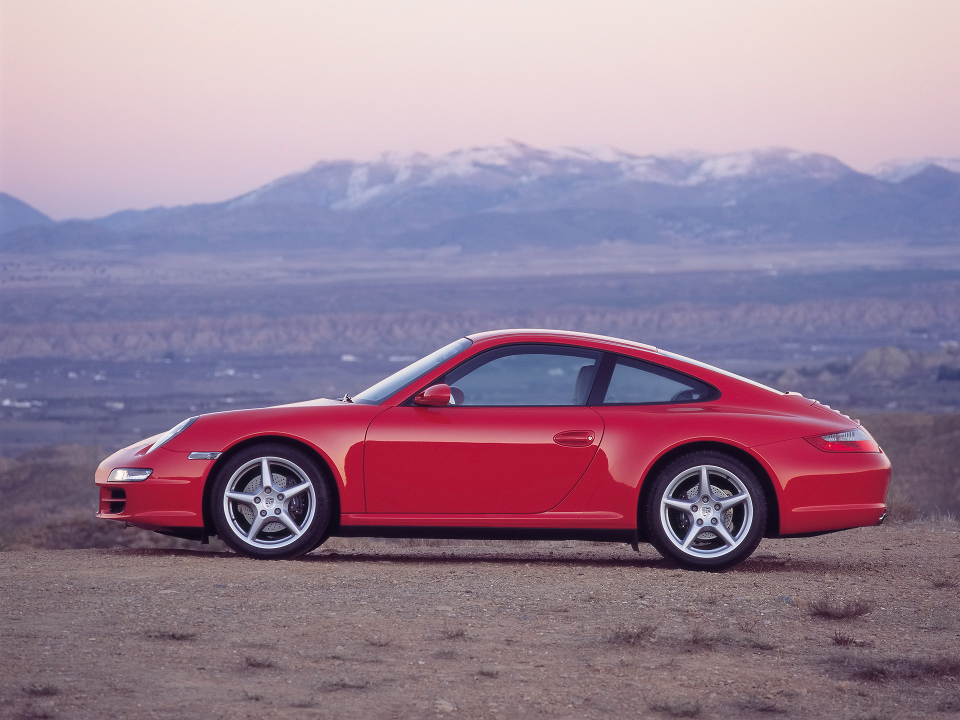 Porsche 911 Carrera 4 photo 44019