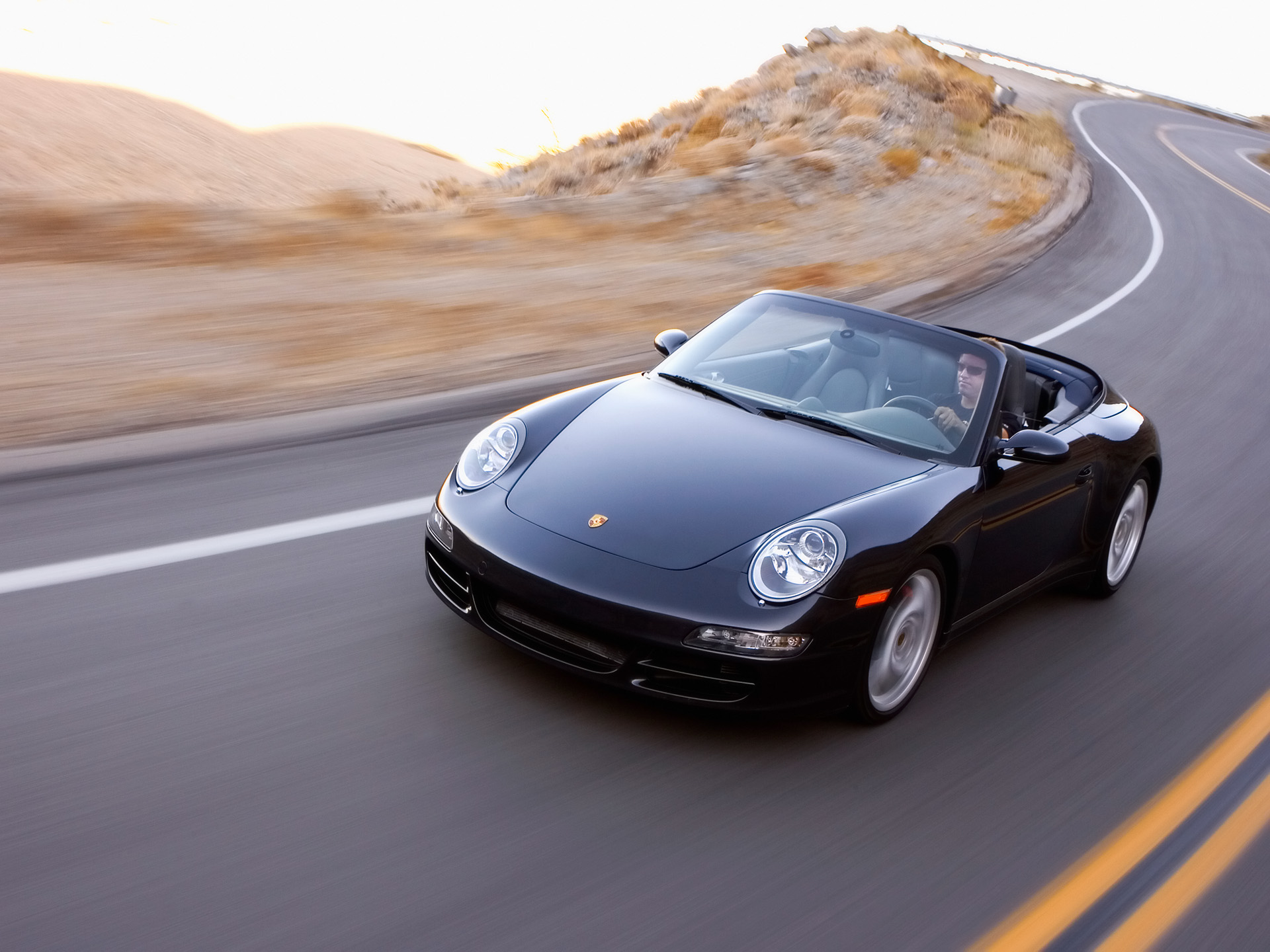 Porsche 911 Carrera 4S Cabriolet photo 43919