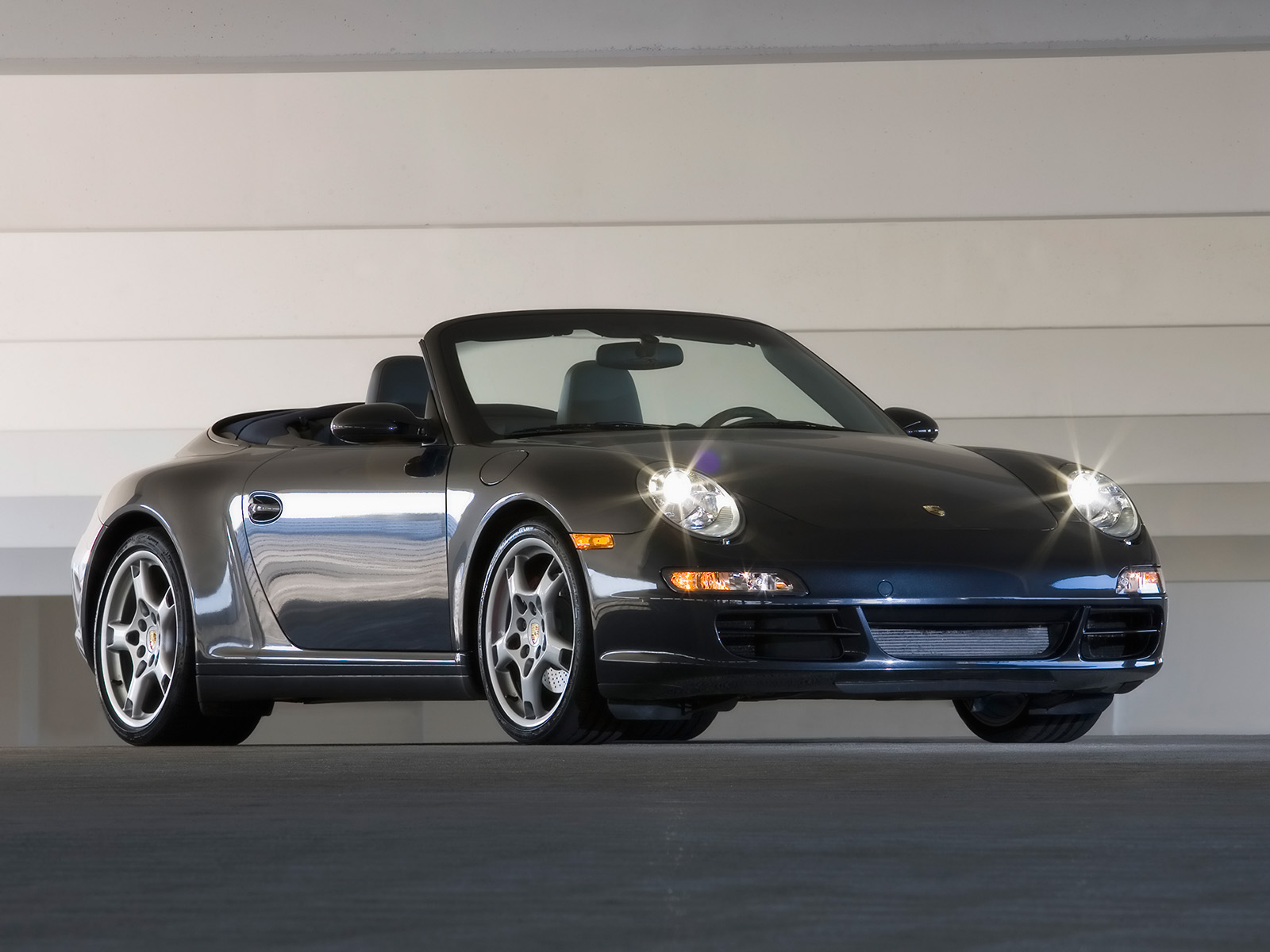 Porsche 911 Carrera 4S Cabriolet photo 43921