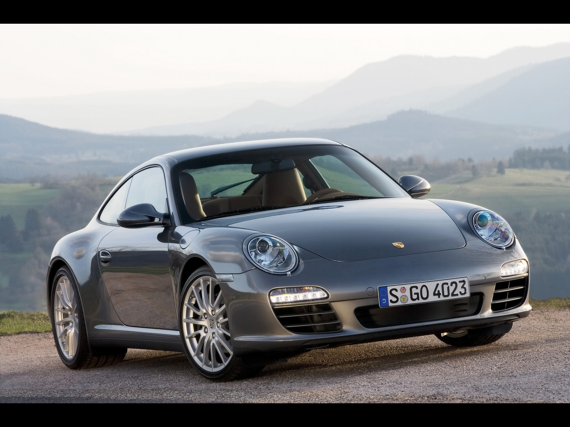 Porsche 911 Carrera 4S photo 57129