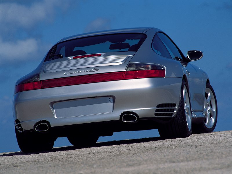 Porsche 911 Carrera photo 15360