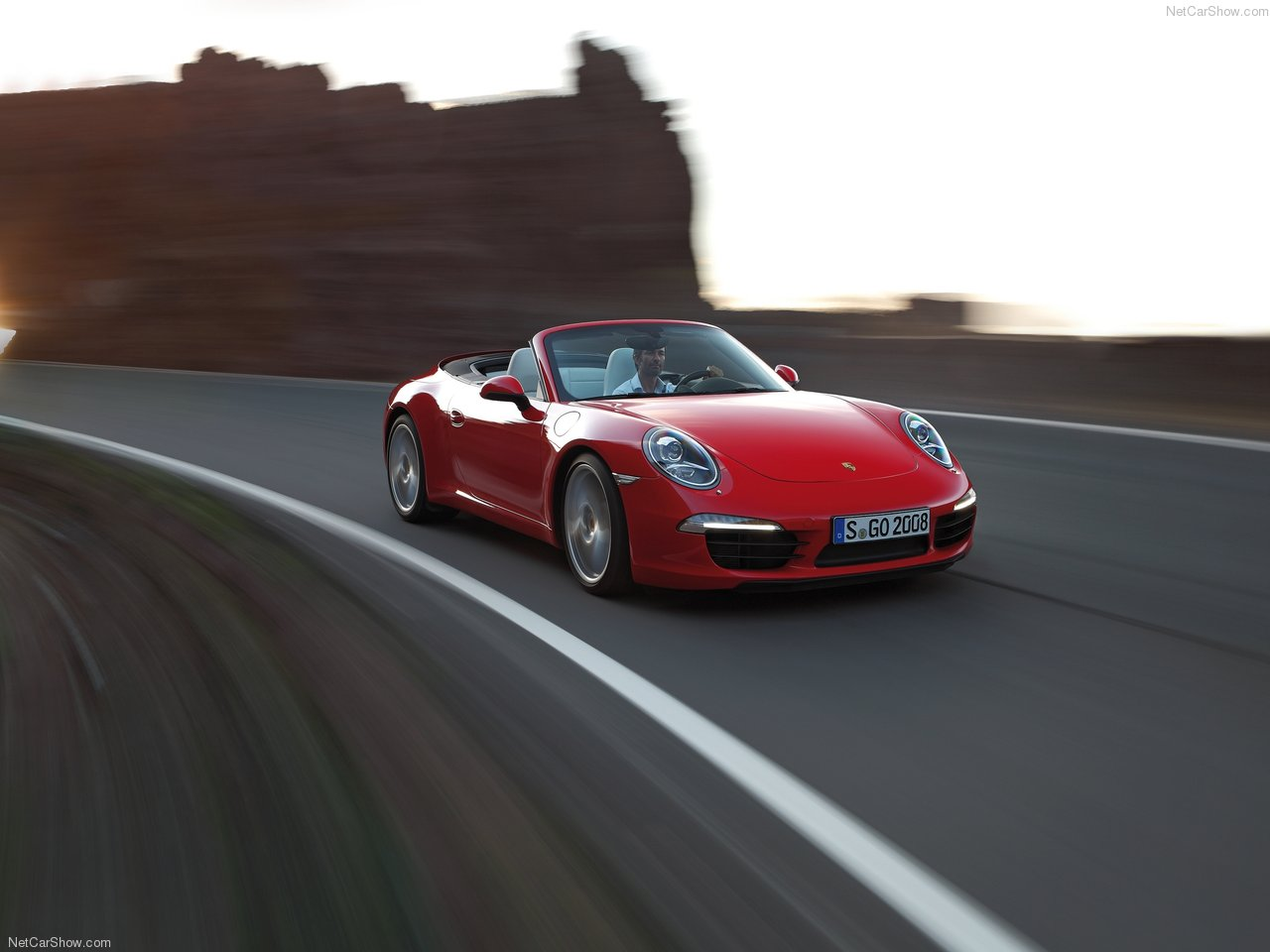 Porsche 911 Carrera S Cabriolet photo 86635