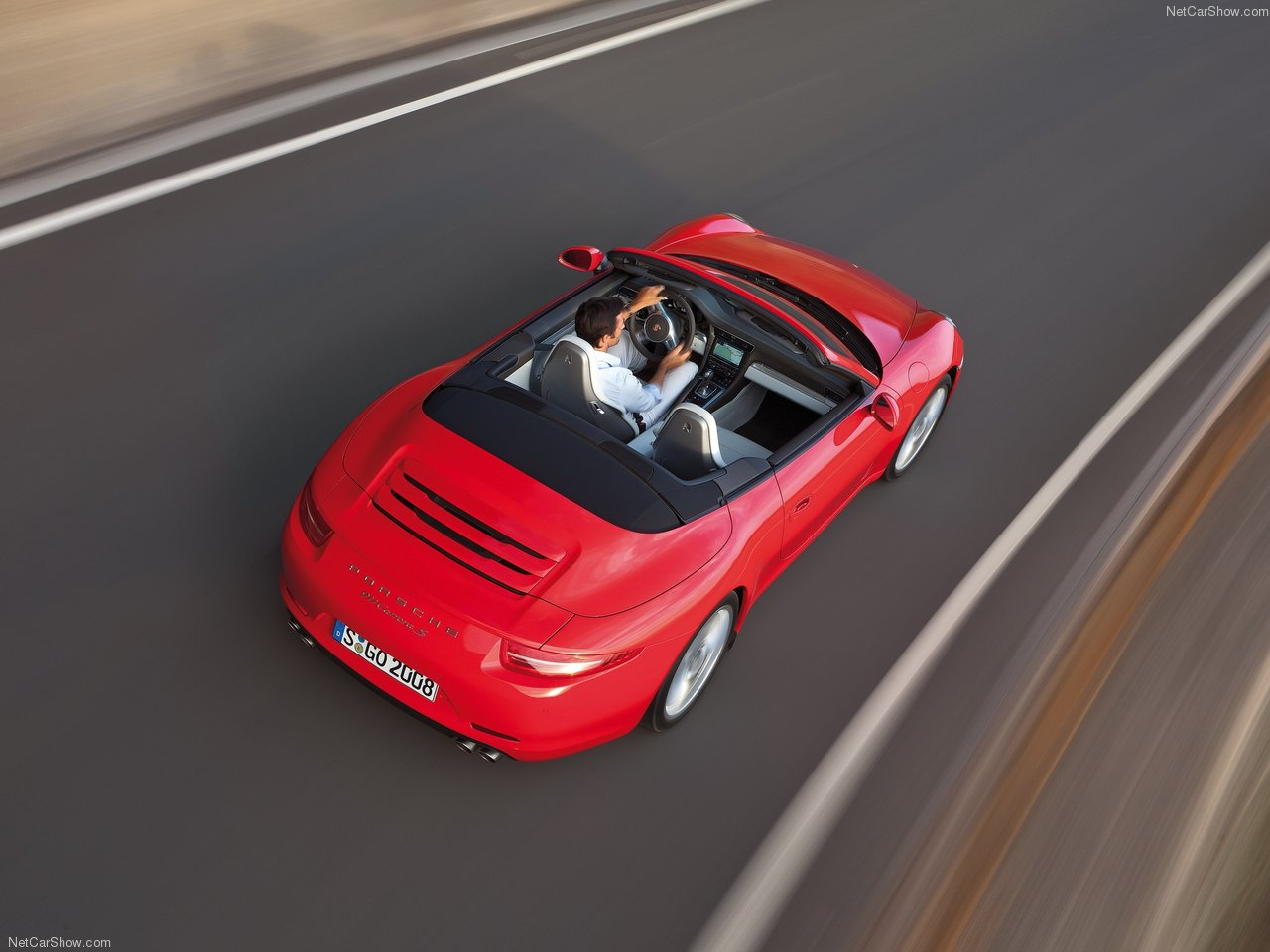 Porsche 911 Carrera S Cabriolet photo 86639