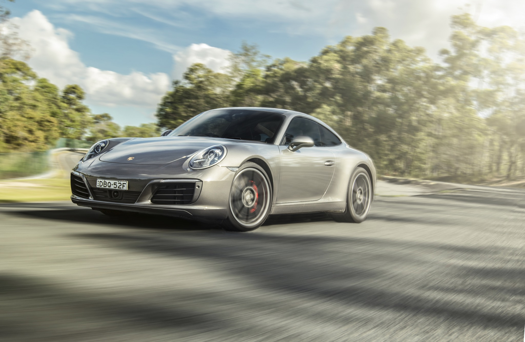 Porsche 911 Carrera S photo 165553