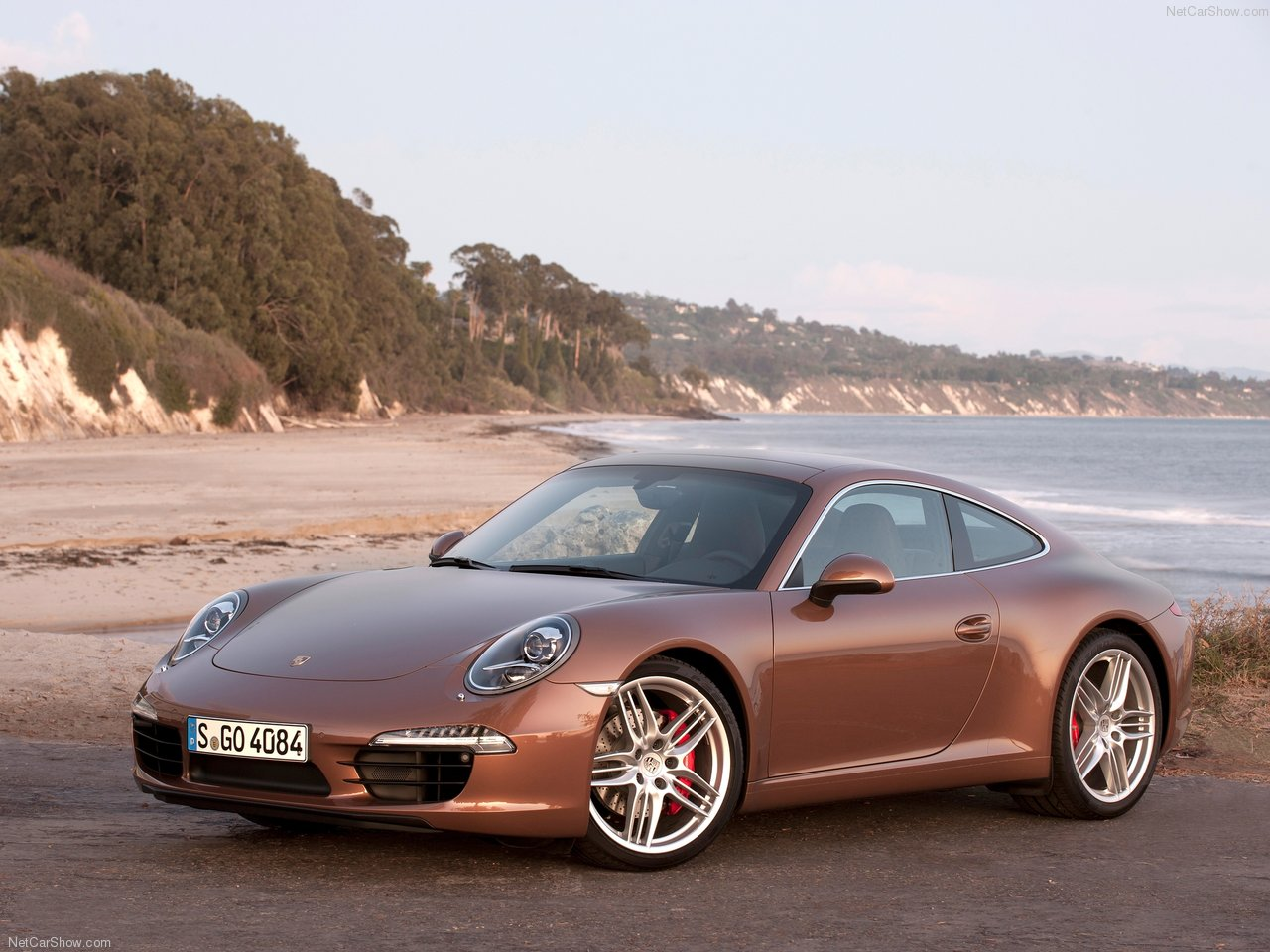 Porsche 911 Carrera S photo 87686
