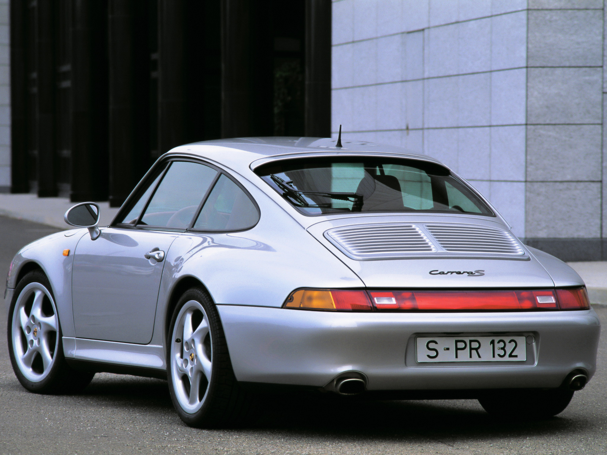 Porsche 911 Carrera S photo 99386