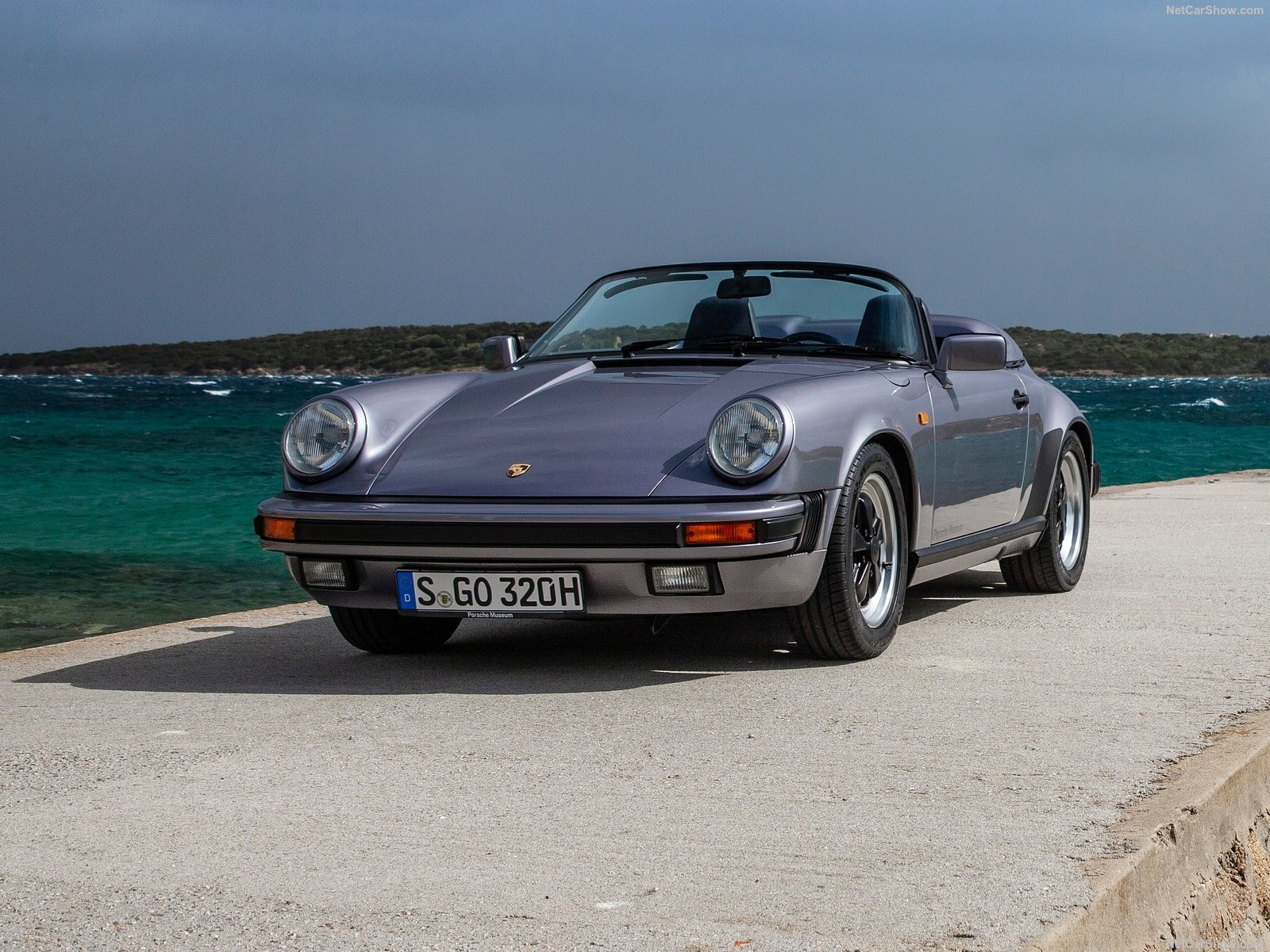 Porsche 911 Speedster photo 195188