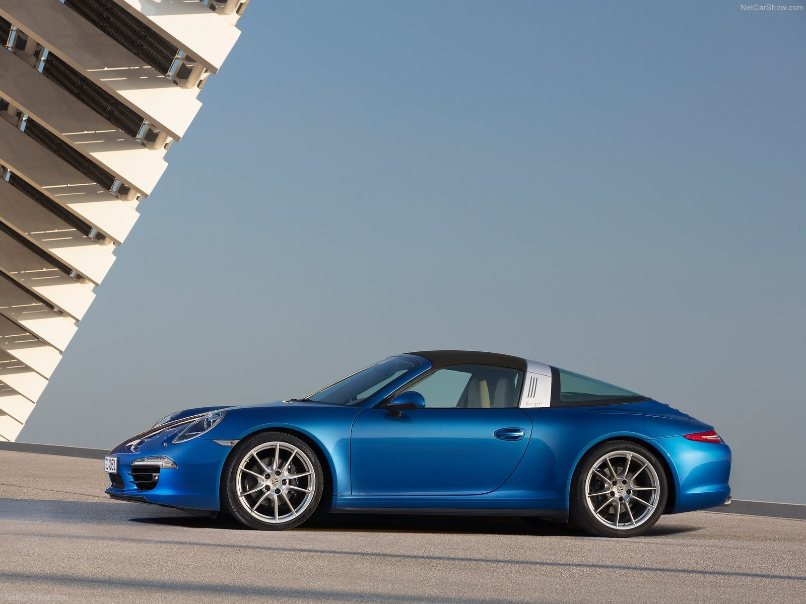 Porsche 911 Targa photo 115392