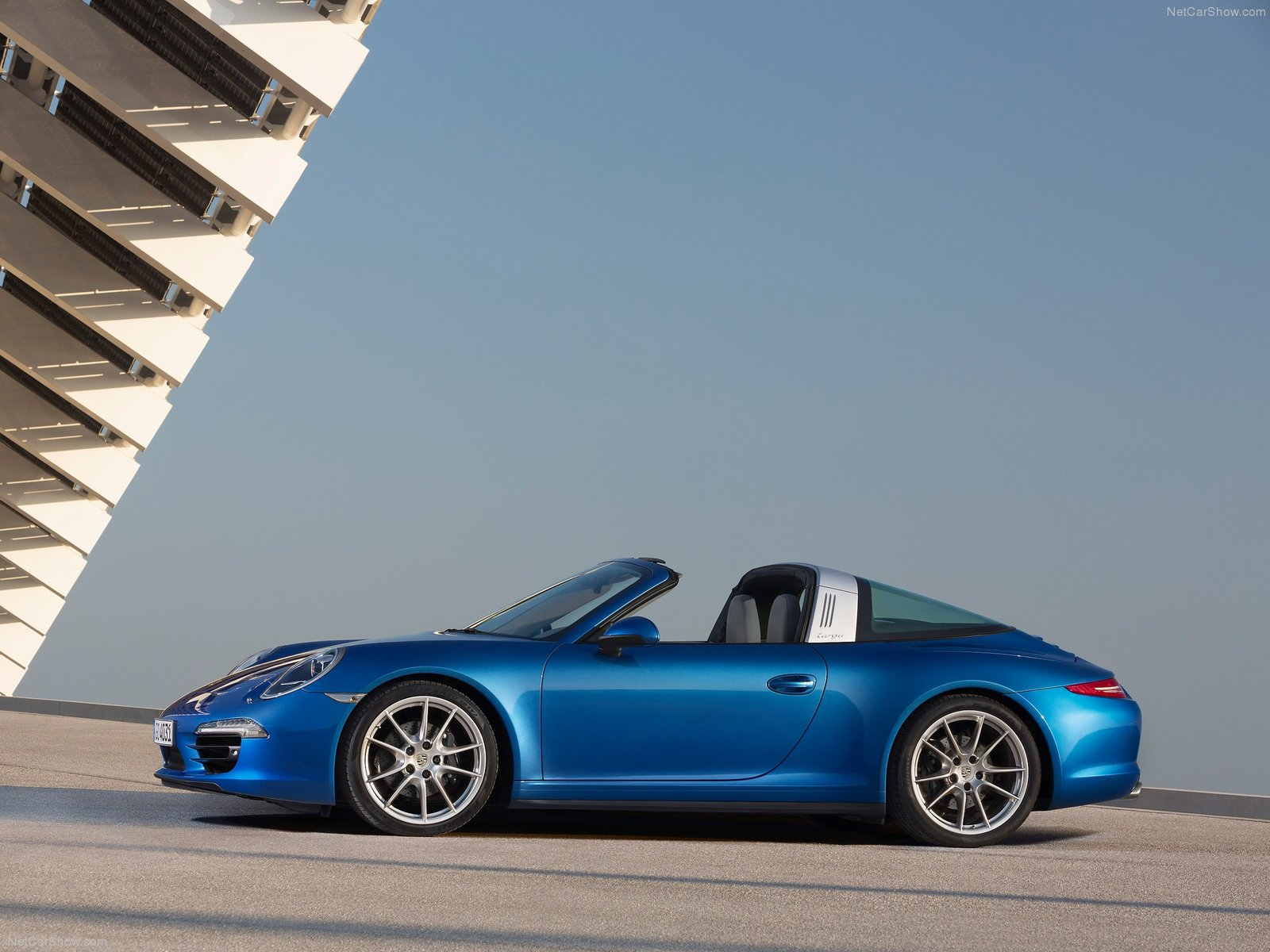 Porsche 911 Targa photo 115397