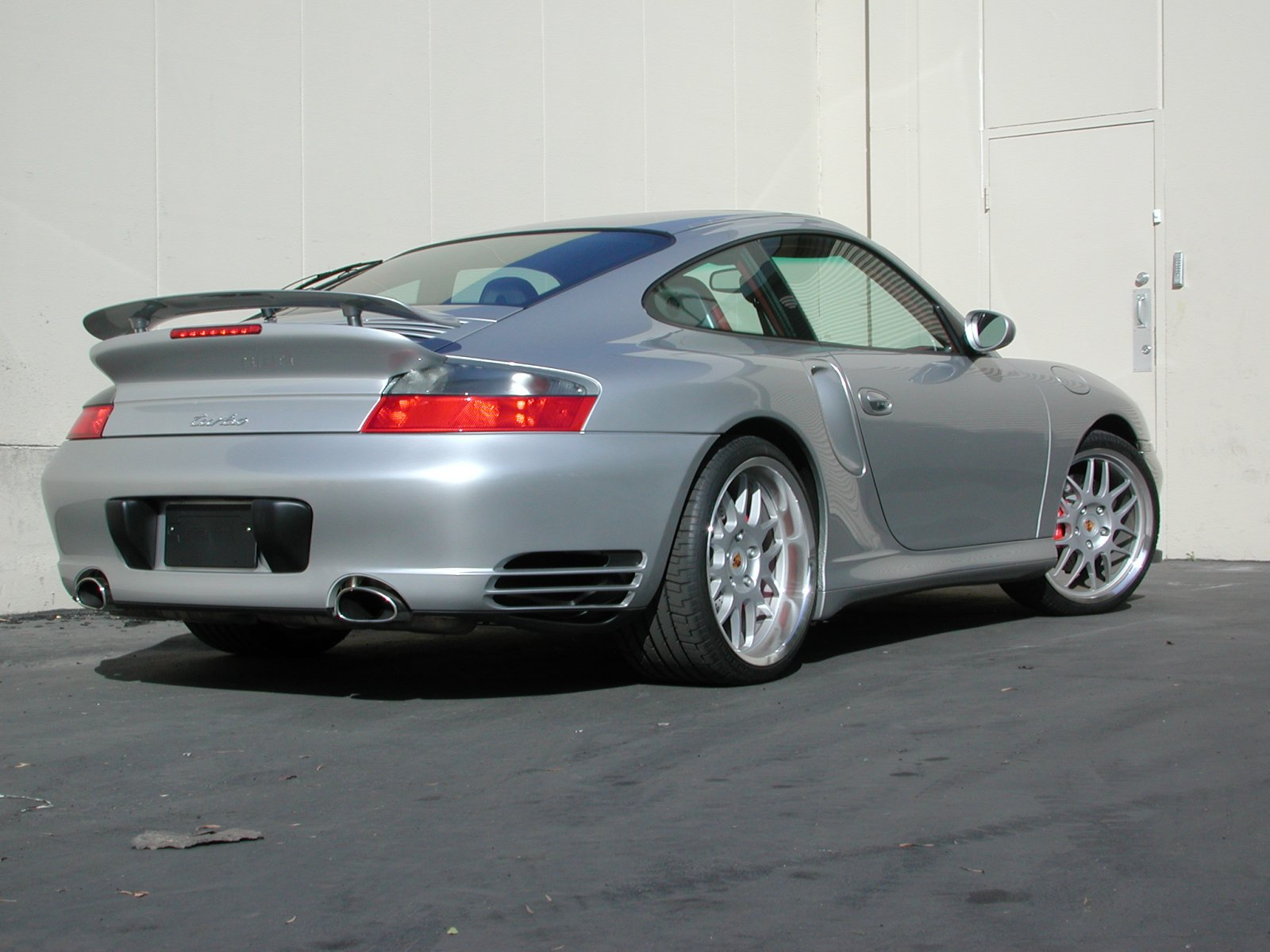 Porsche 911 Turbo 996 Picture 15307 Porsche Photo Gallery