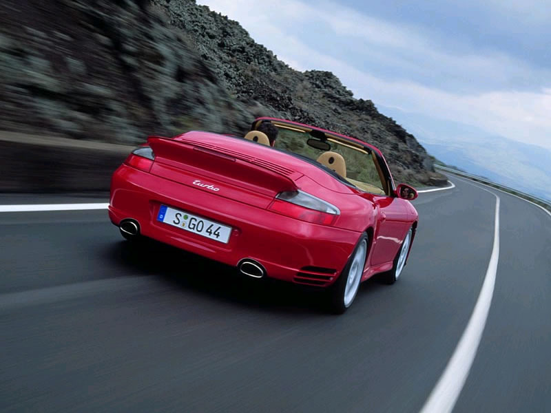 Porsche 911 Turbo (996) photo 15384