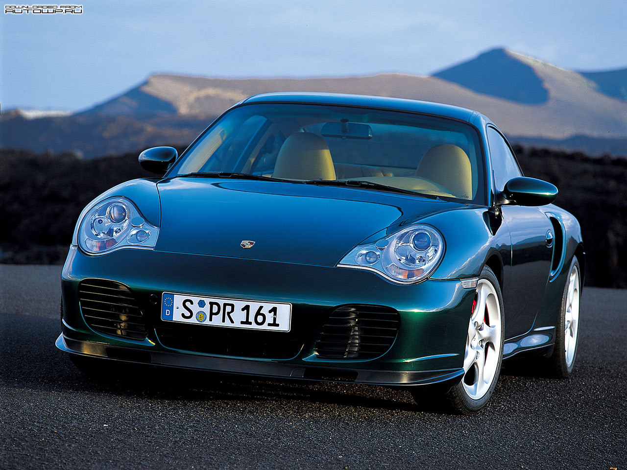 Porsche 911 Turbo (996) photo 75305