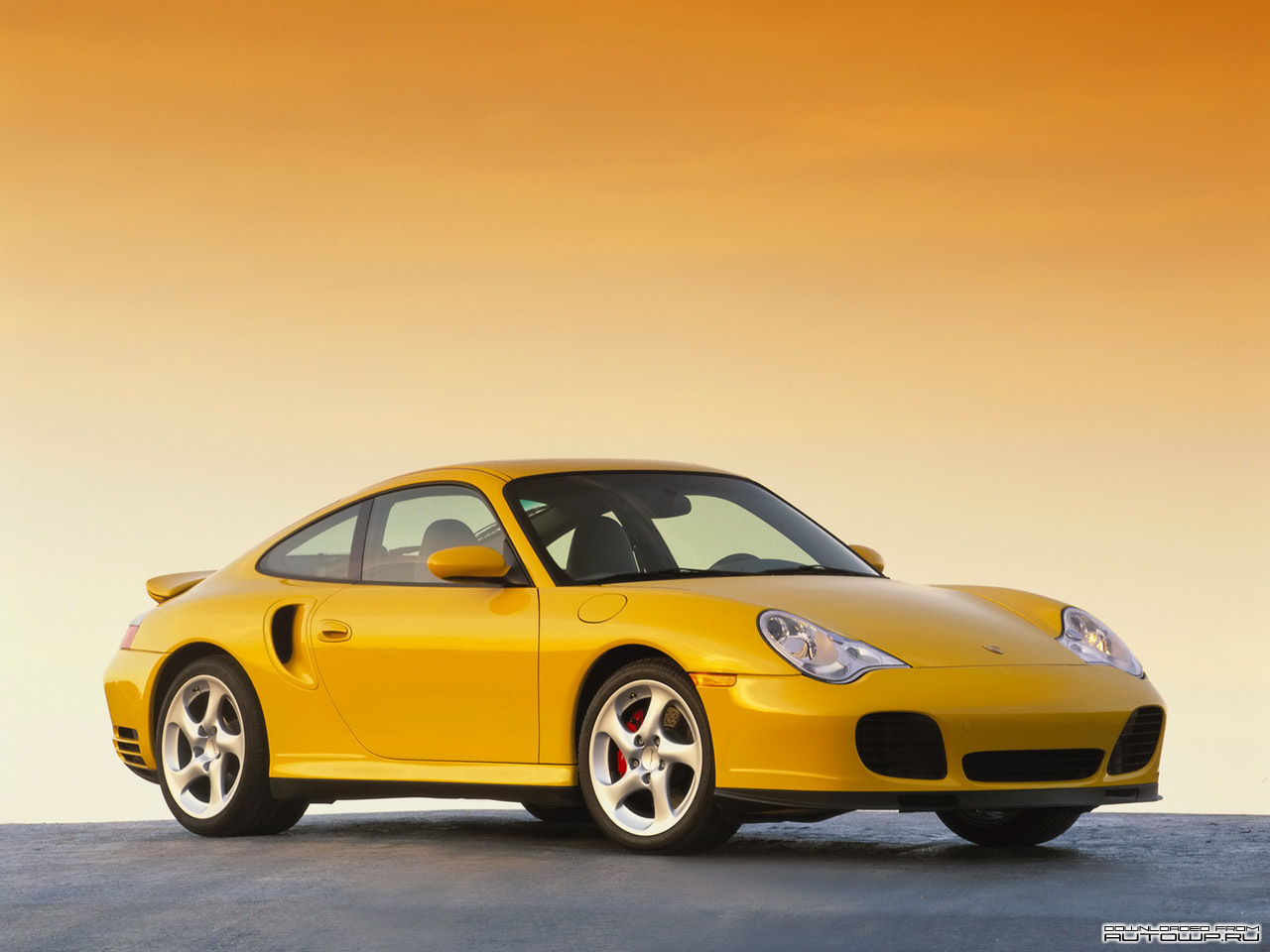 Porsche 911 Turbo (996) photo 75315