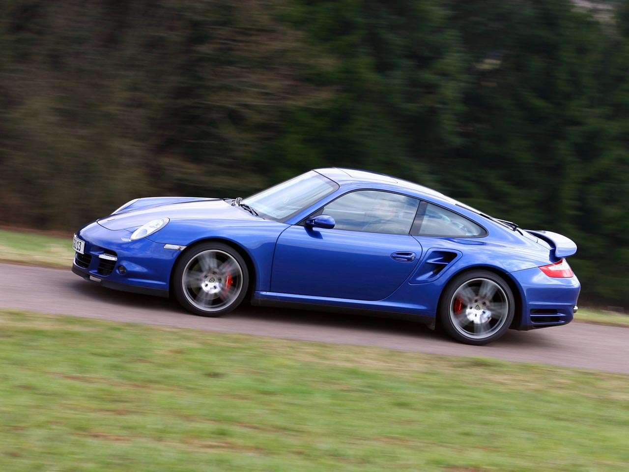 Porsche 911 Turbo (997) photo 40766