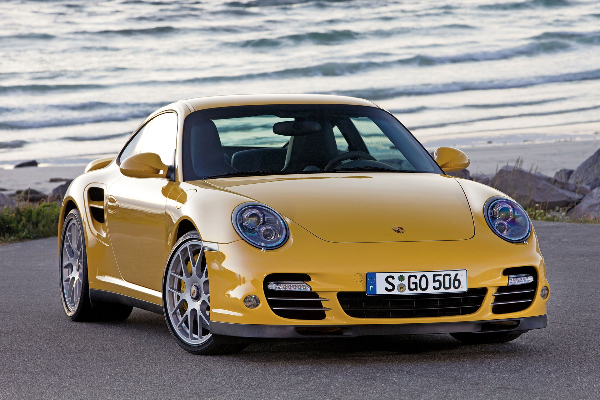 Porsche 911 Turbo (997) photo 66505