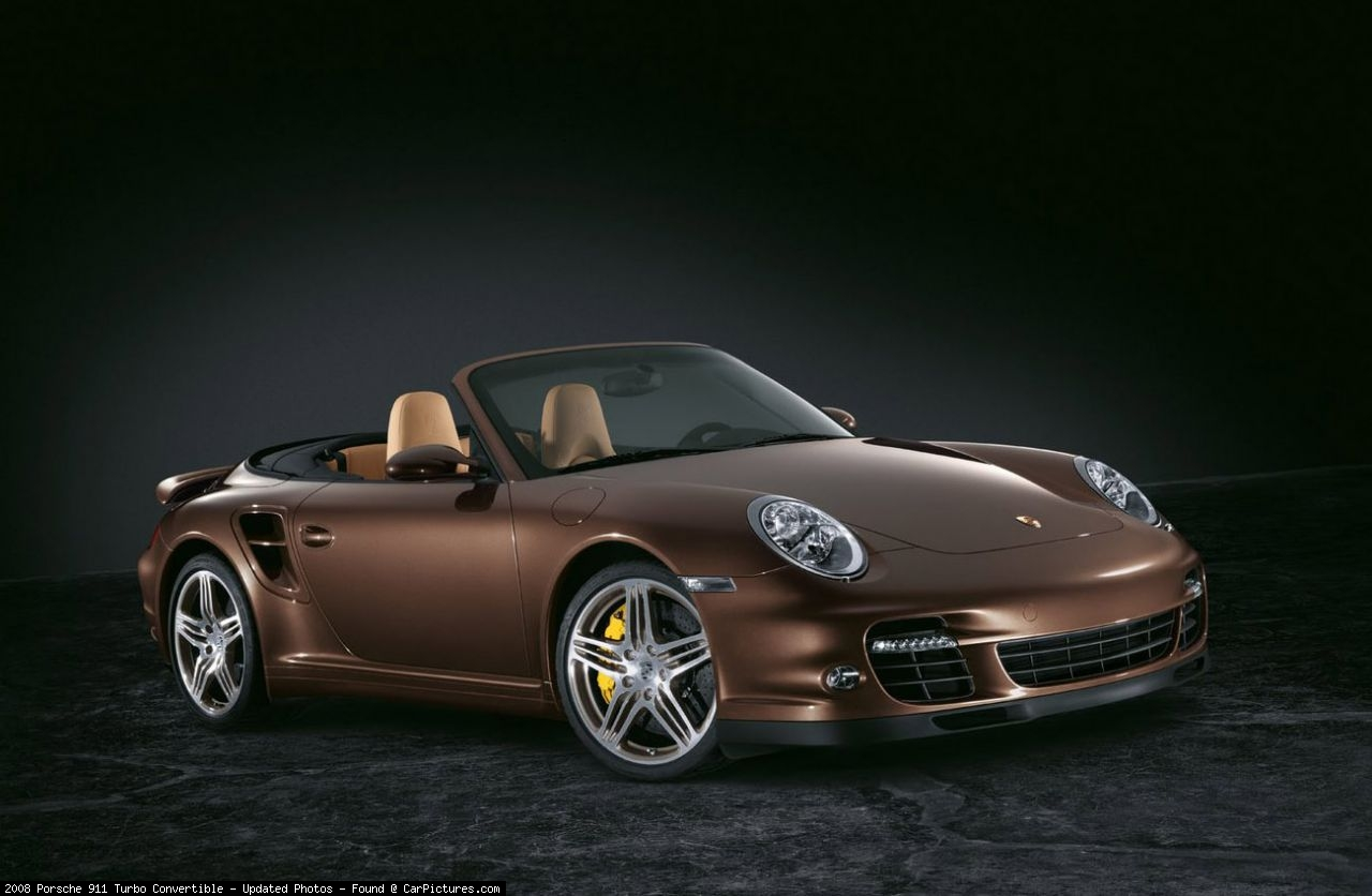 Porsche 911 Turbo Cabriolet (997) photo 43829