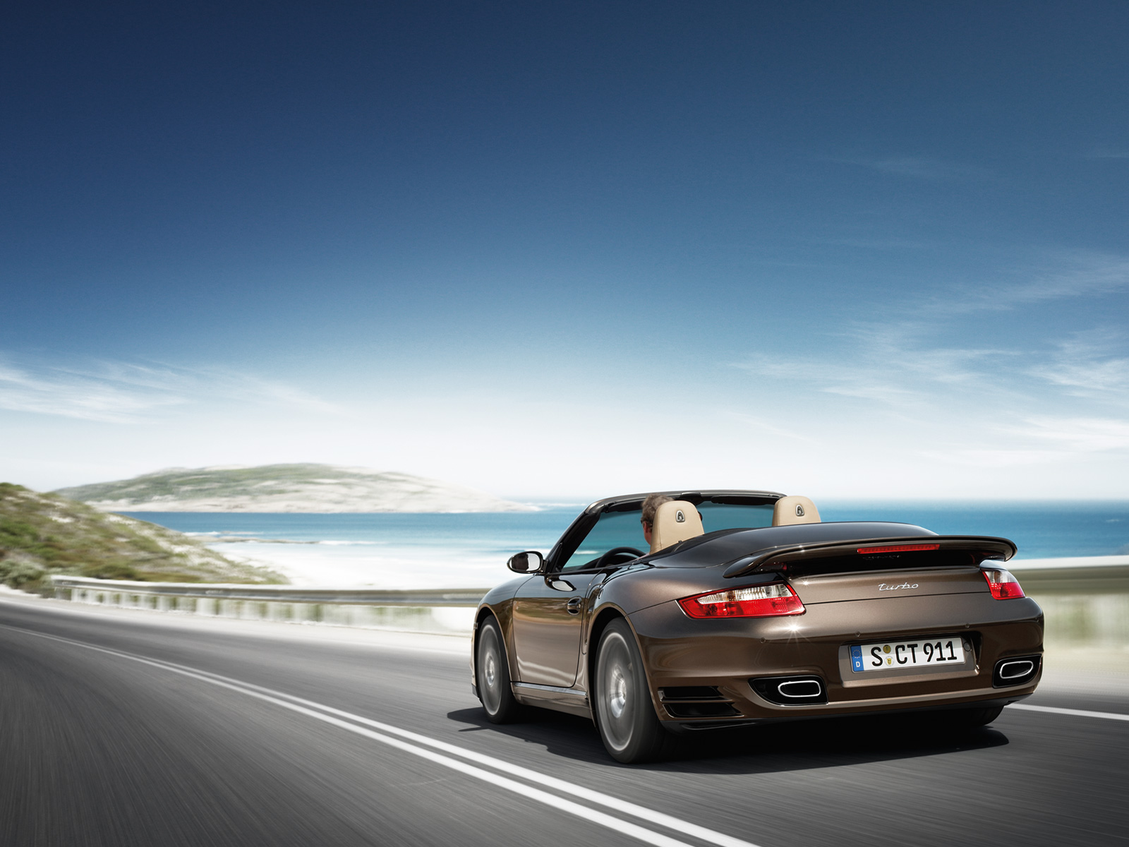 Porsche 911 Turbo Cabriolet (997) photo 46709