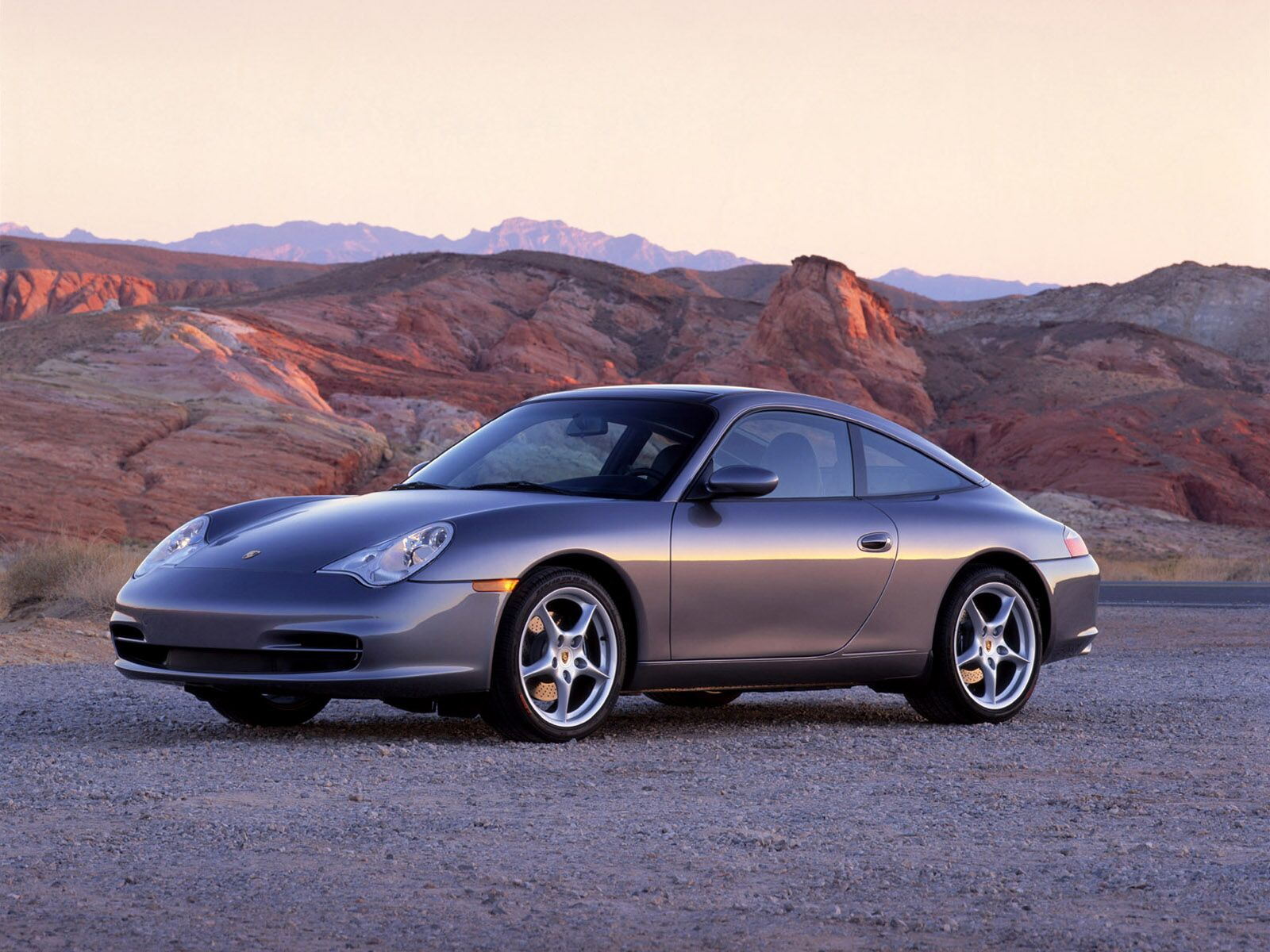 Porsche 996 911 Targa photo 8479