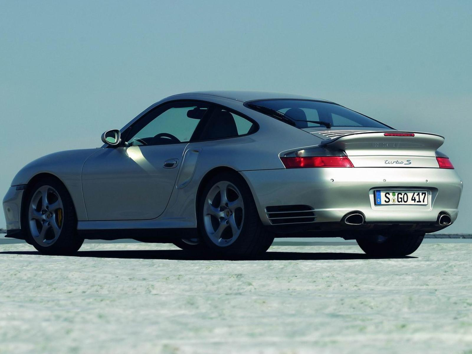 Porsche 996 911 Turbo S photo 15408