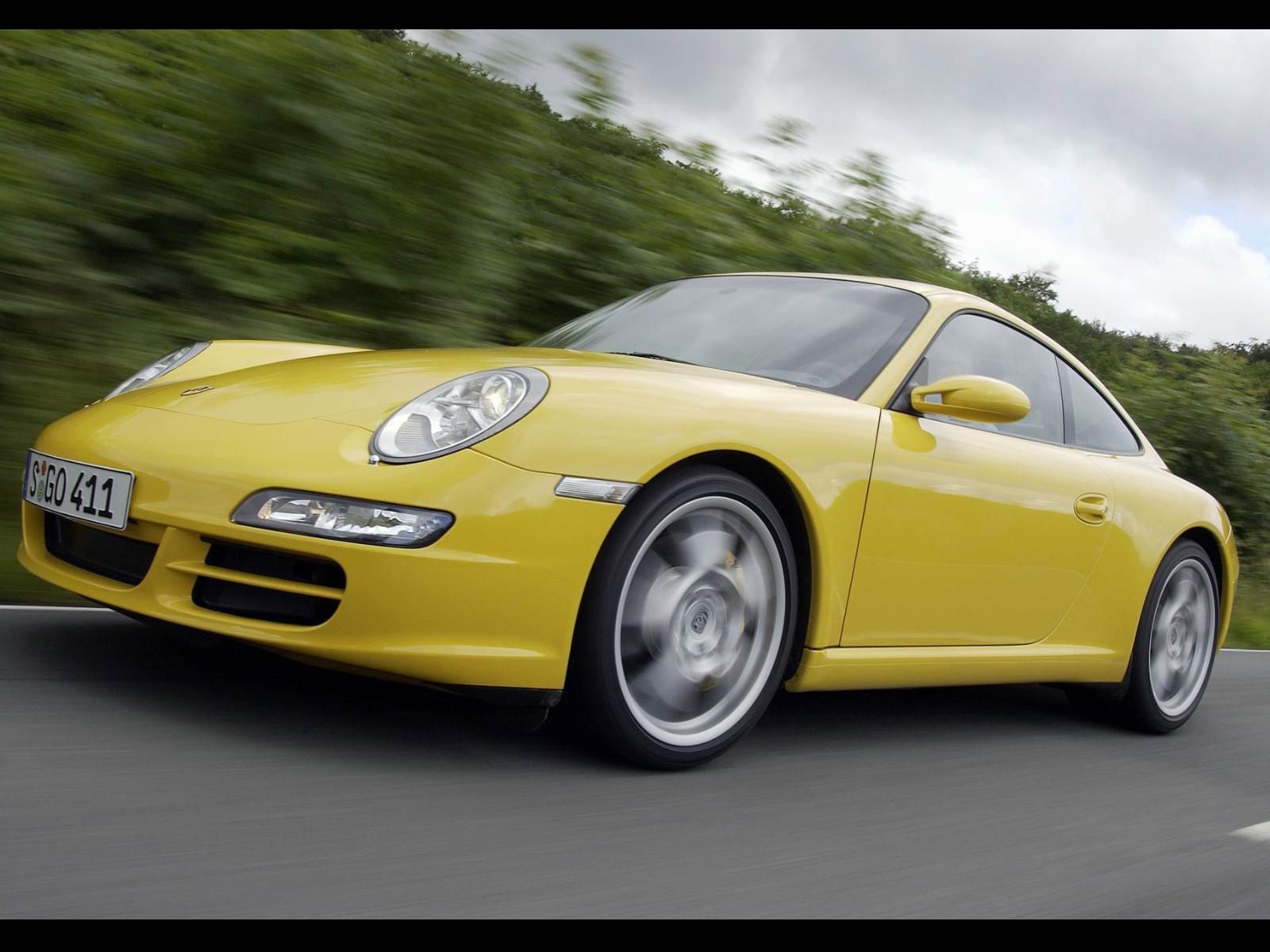 Porsche 997 911 Carrera photo 15452