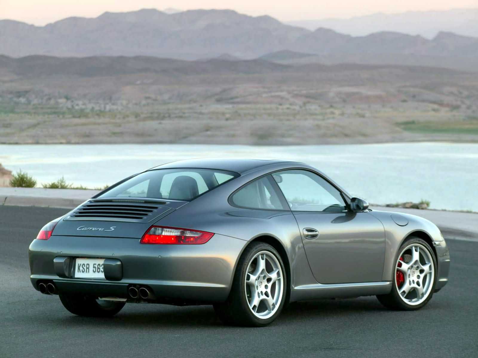 Porsche 997 911 Carrera S photo 18197