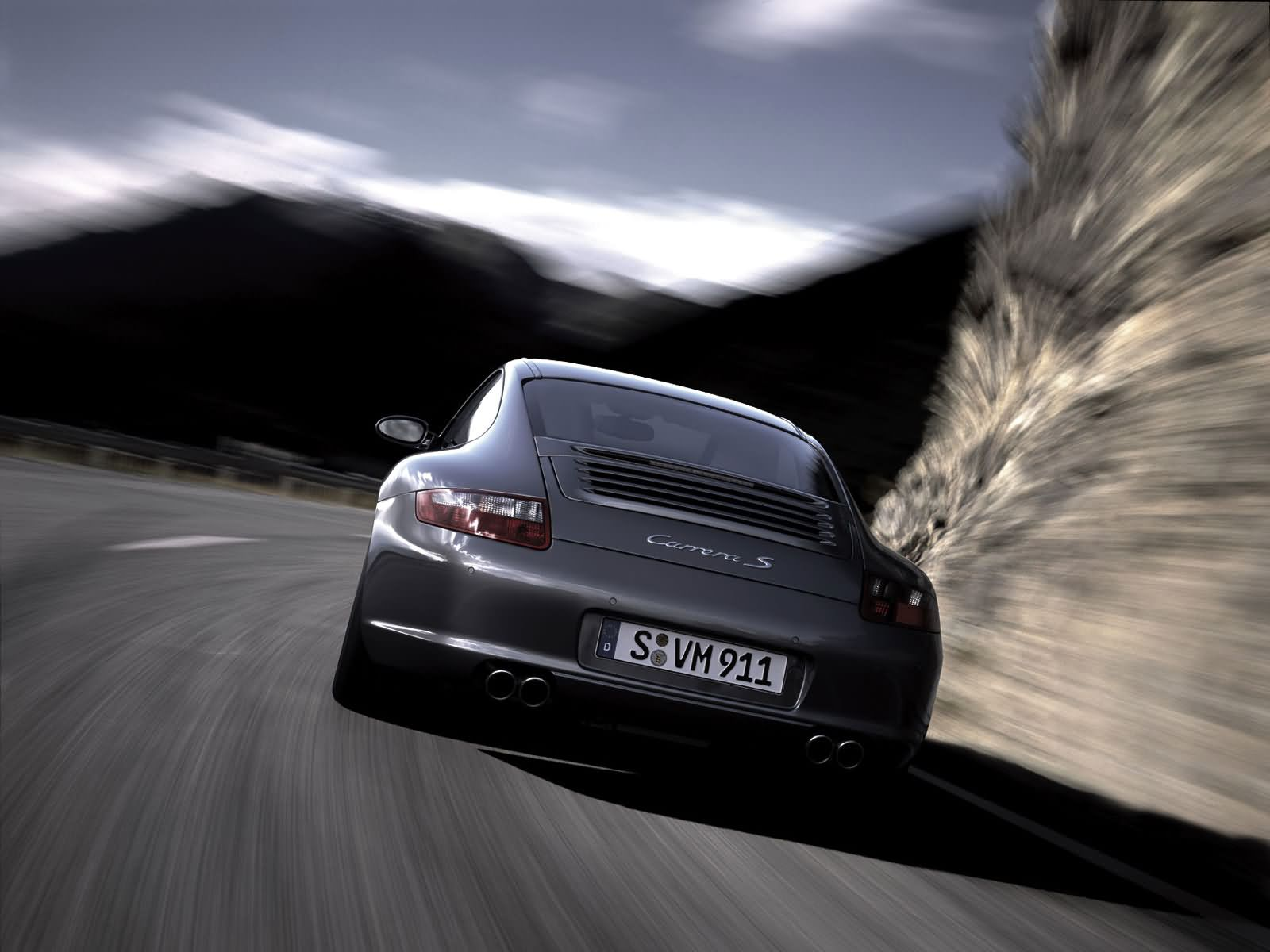Porsche 997 911 Carrera S photo 18206