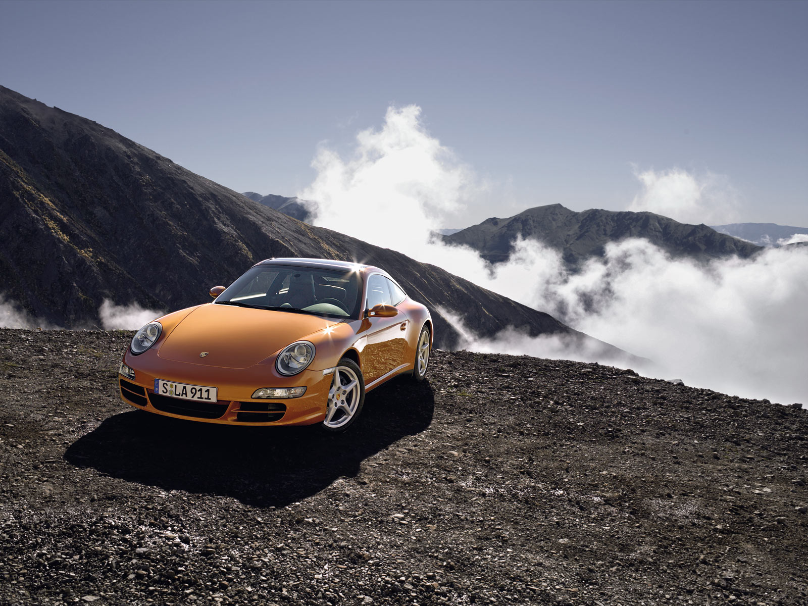 Porsche 997 911 Targa photo 57537
