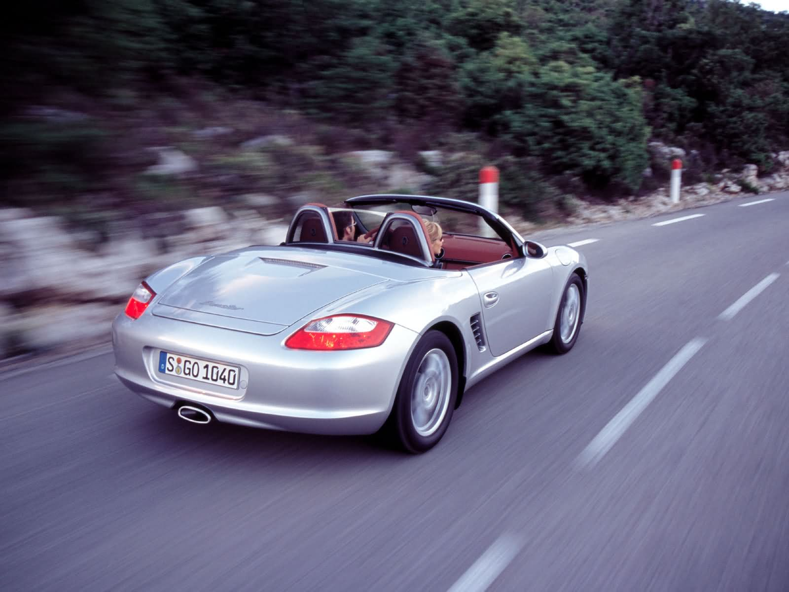 Porsche Boxster photo 16571