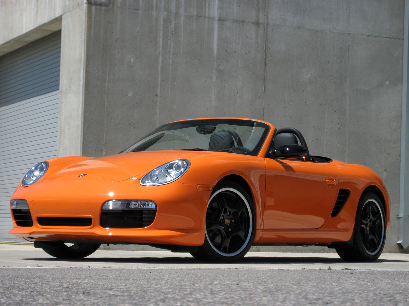 Porsche Boxster S Special Edition photo 45556