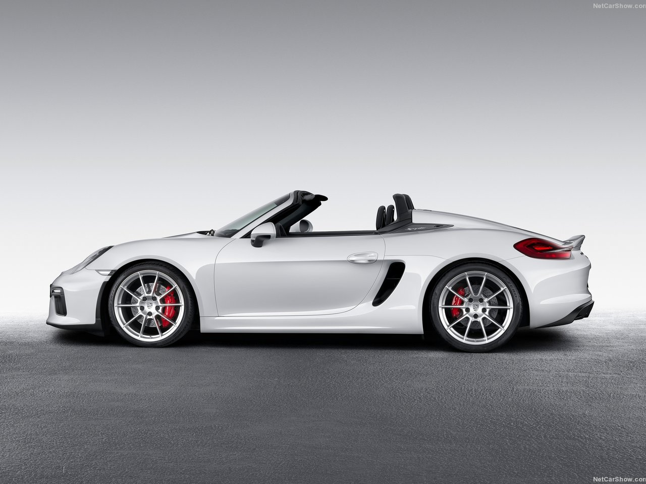 Porsche Boxster Spyder photo 143113