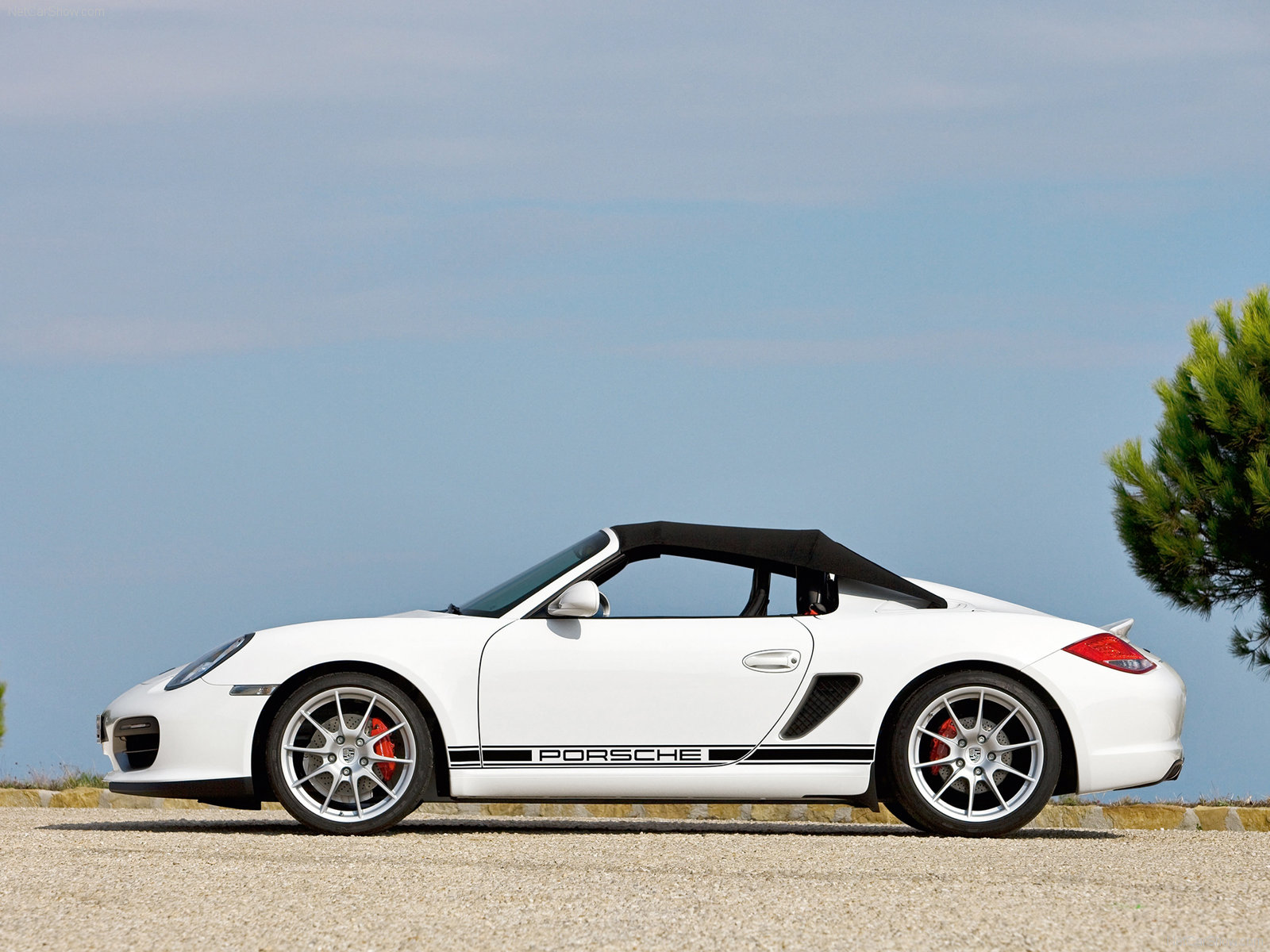Porsche Boxster Spyder photo 68957